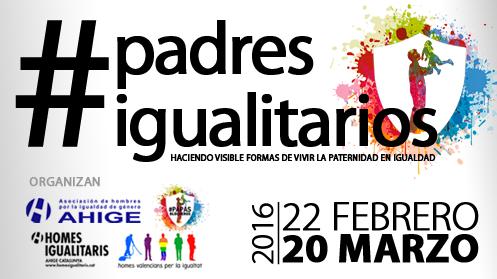 Campaña #padresigualitarios
