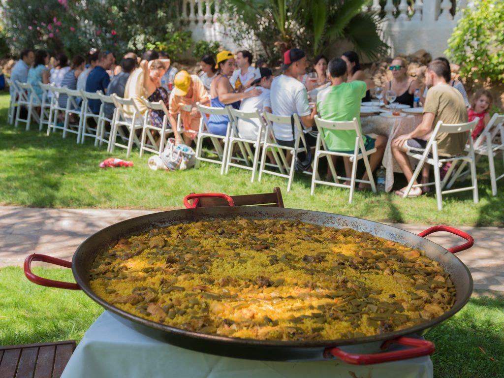 aclaralapsoriasis en valencia con paella