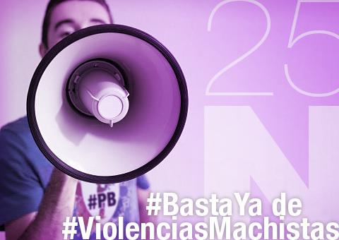 25N: Basta ya de Violencias Machistas